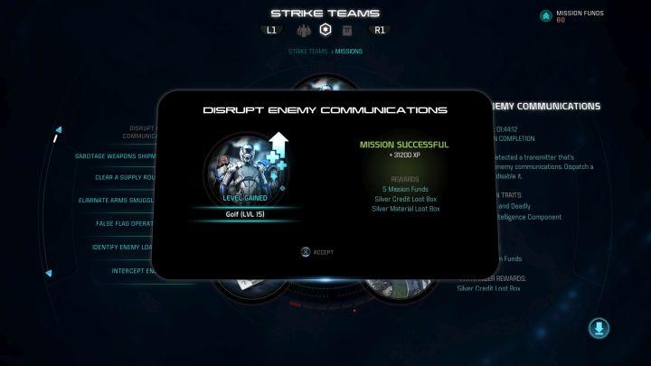 mass effect andromeda strike team guide