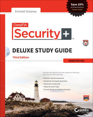comptia security+ study guide 2017