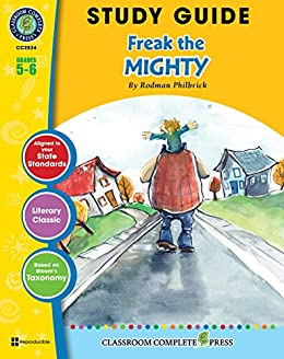 freak the mighty study guide questions