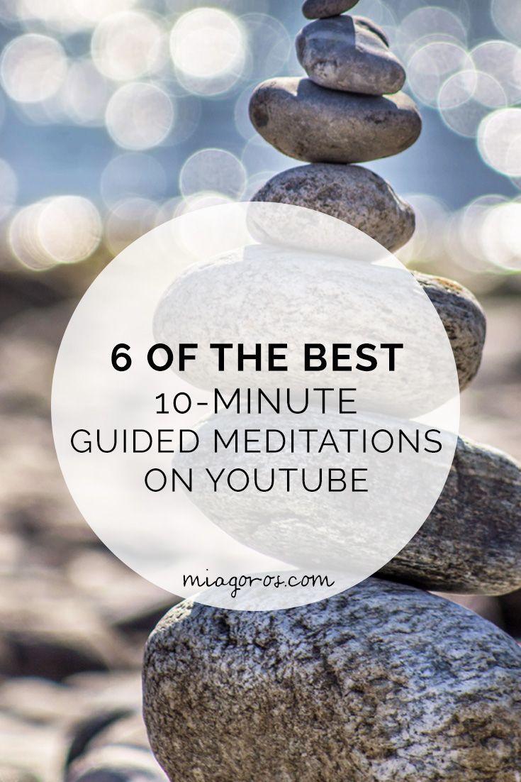 10 minute guided mindfulness meditation