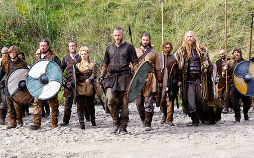 vikings season 1 episode guide