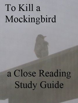 study guide to kill a mockingbird answers