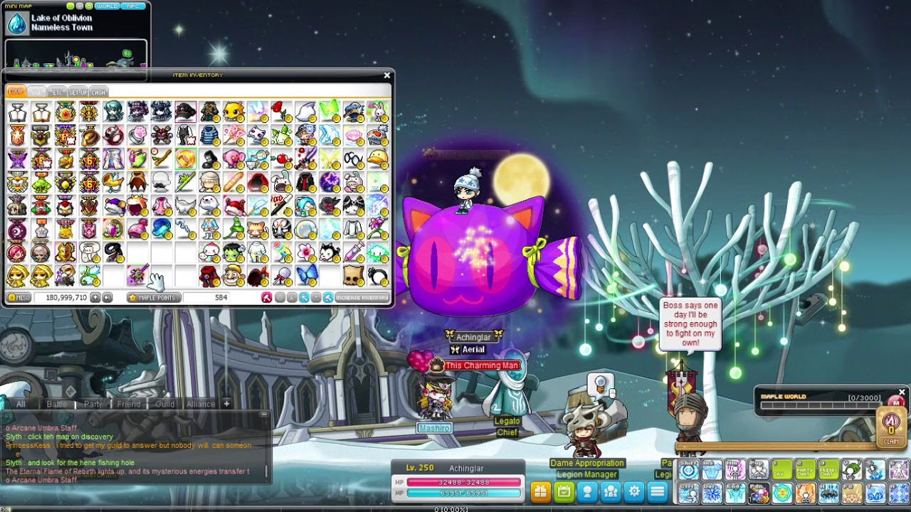 maplestory ice lightning mage guide