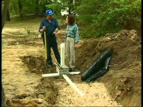 plastic septic tank installation guide
