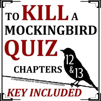 to kill a mockingbird study guide questions answers