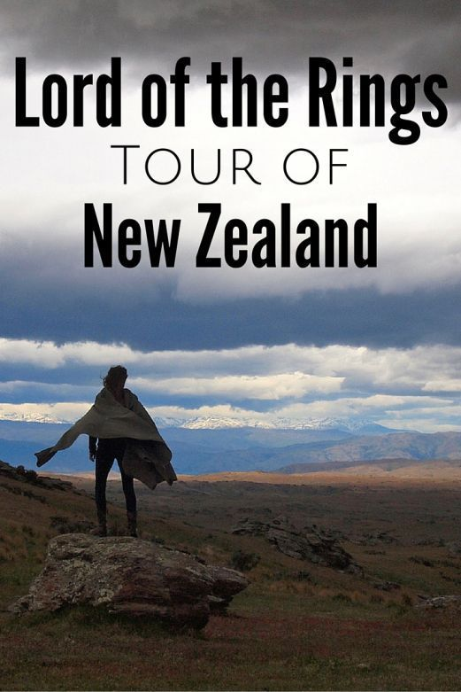 lord of the rings guide to new zealand