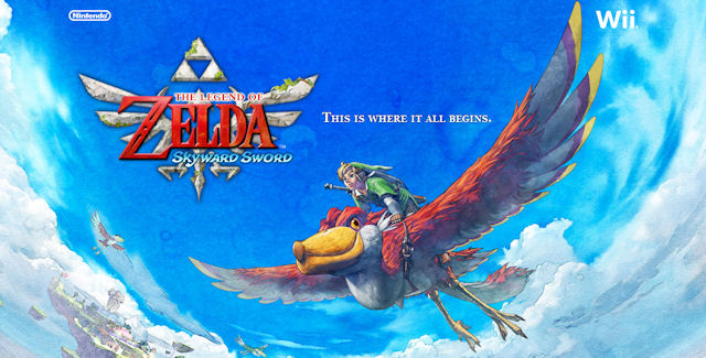 zelda strategy guide skyward sword