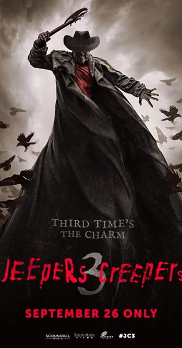 jeepers creepers 2 parents guide