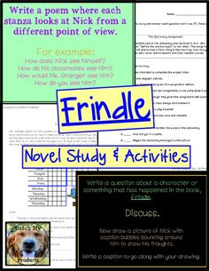 freak the mighty literature guide secondary solutions