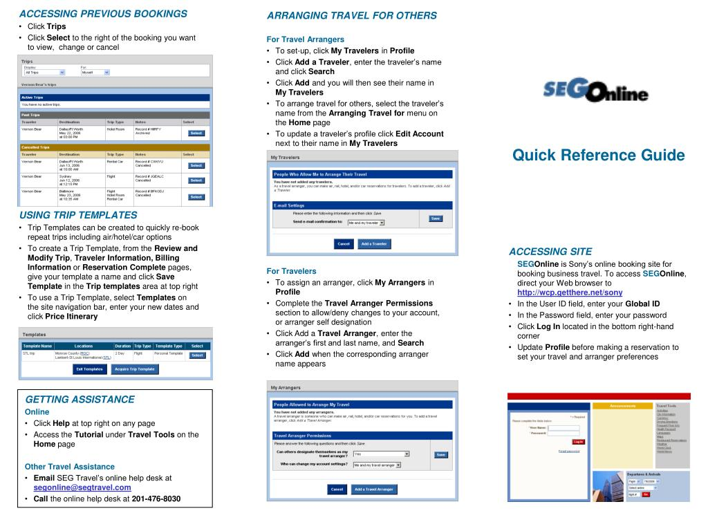 powerpoint quick reference guide 2010