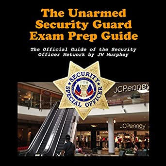 ontario security guard exam preparation guide