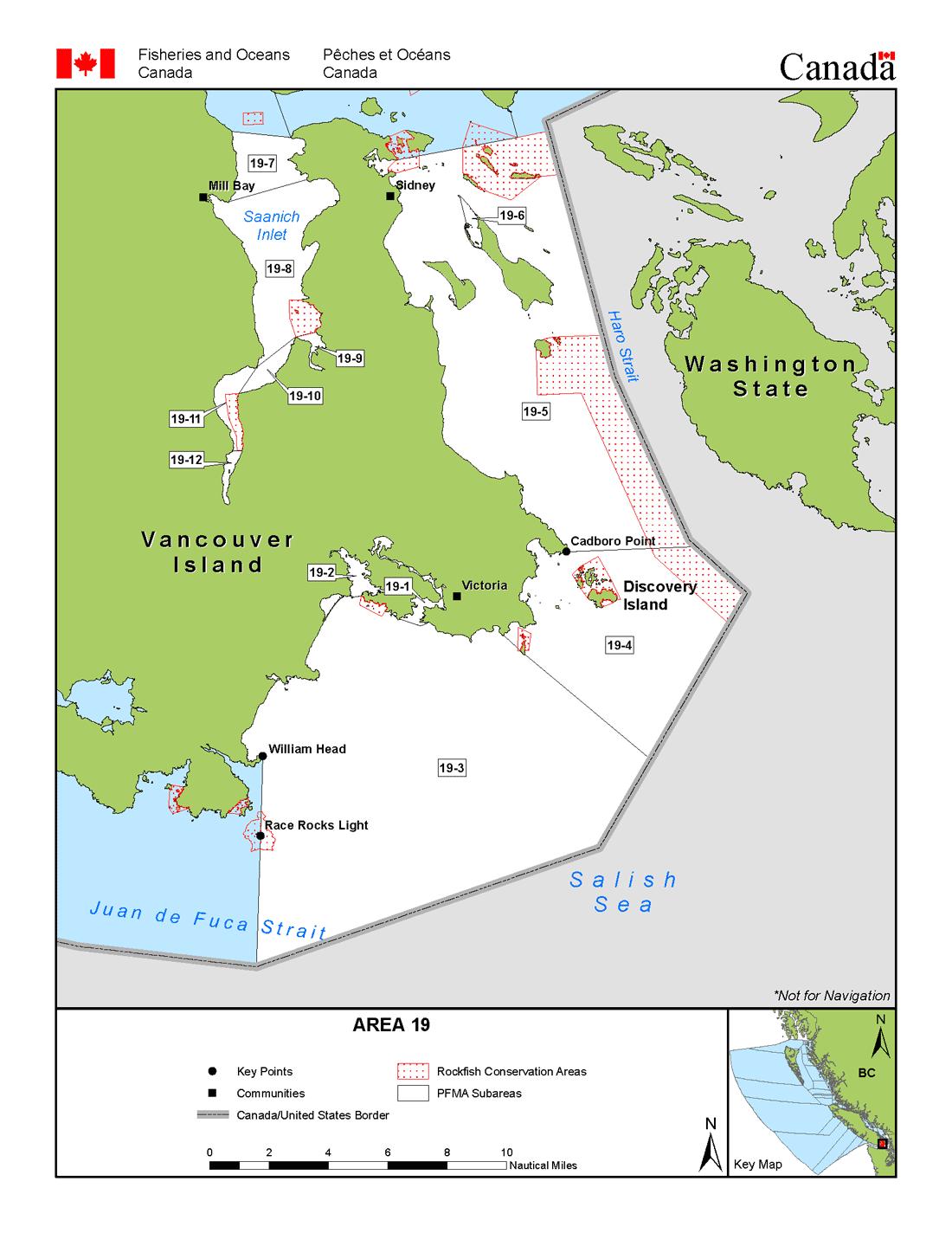 bc tidal water sport fishing guide