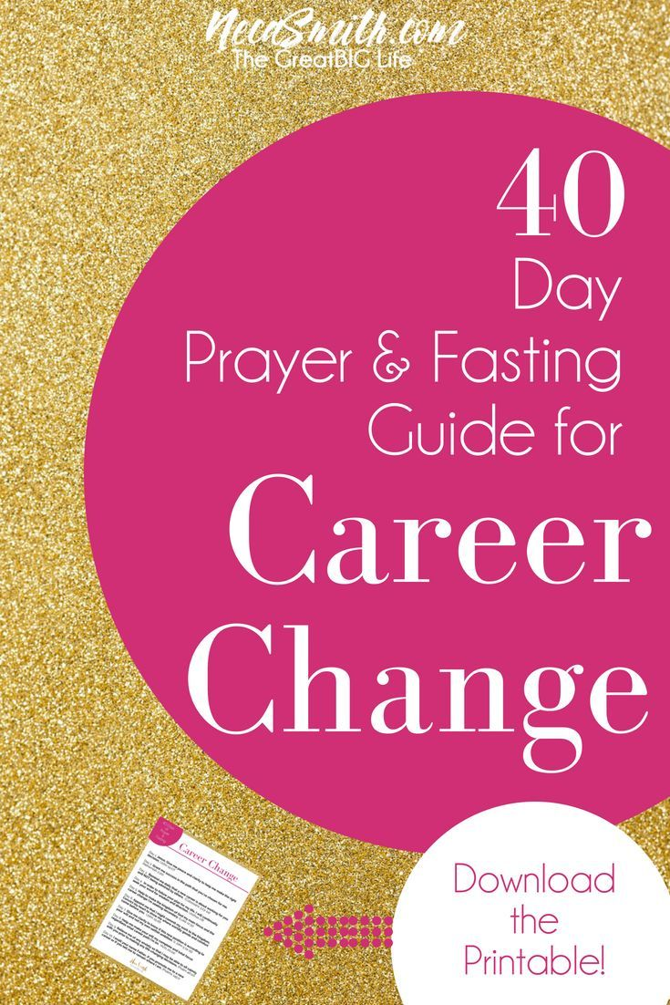 40 days fasting prayer guide