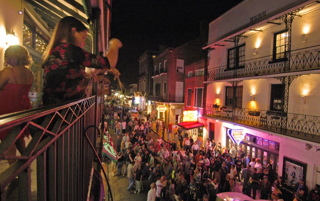 self guided tours new orleans