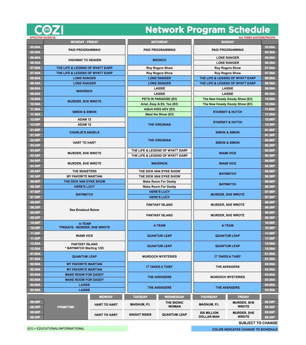 watch tv guide network online
