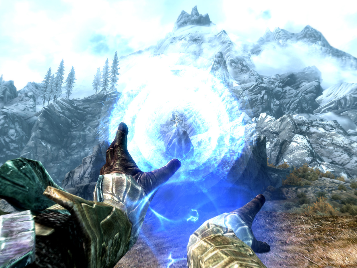 skyrim mage guide for beginning