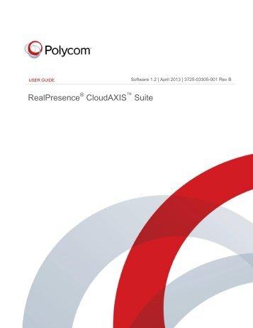 polycom media suite admin guide