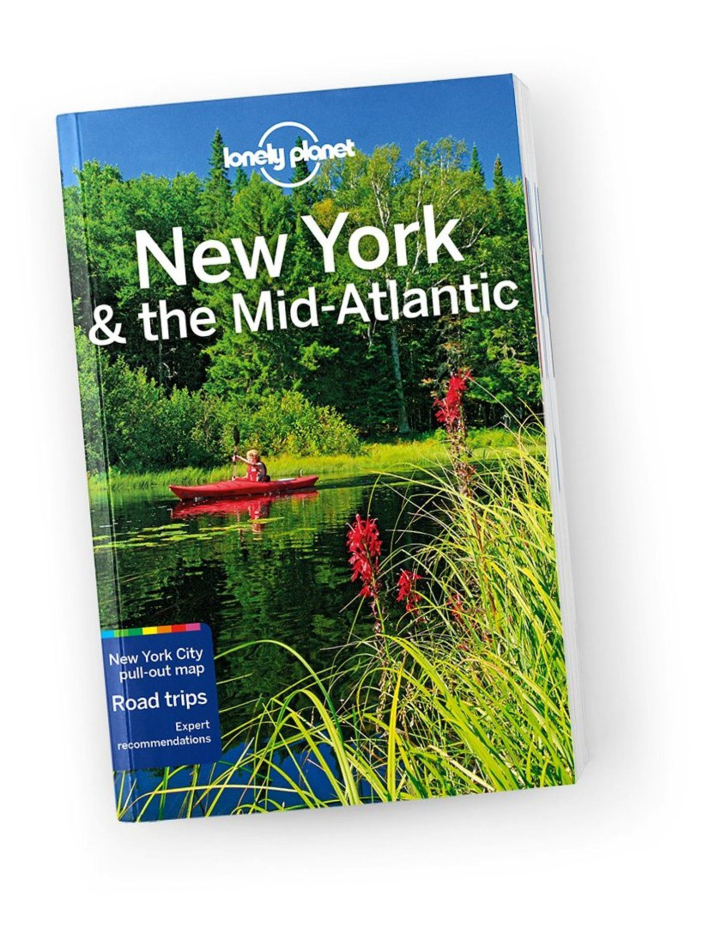lonely planet guide to new york