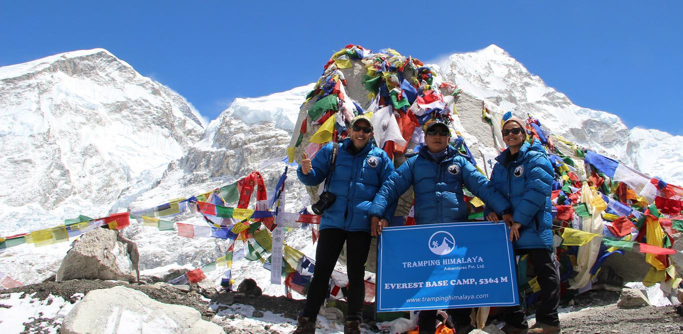 everest base camp guide book