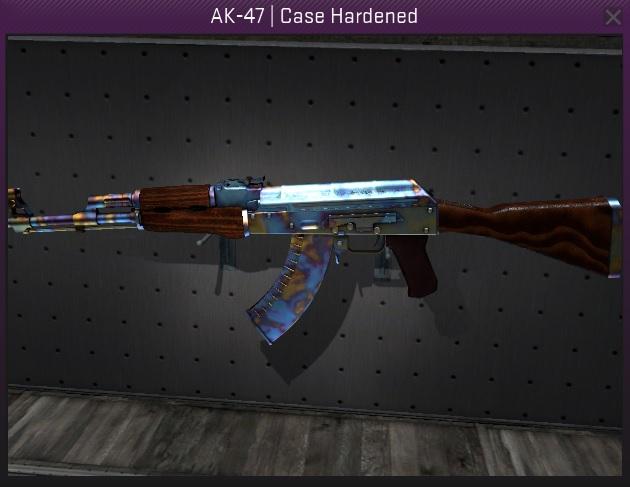 ak 47 case hardened guide