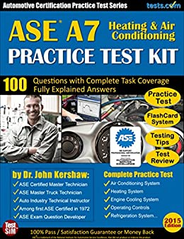 ase b series study guide