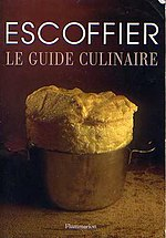 escoffier le guide culinaire revised