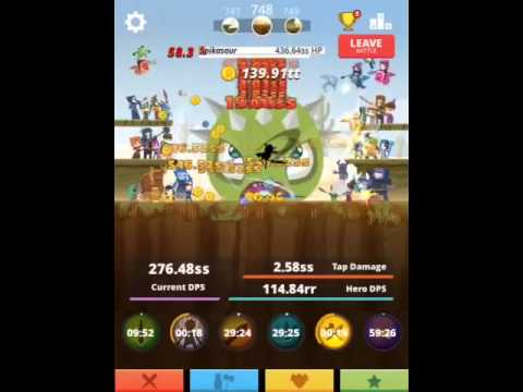 tap titans 2 tournament guide
