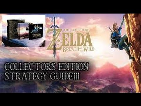 breath of the wild guide expanded edition