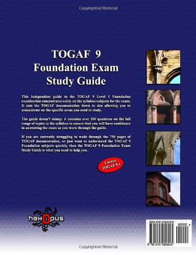 togaf foundation study guide pdf