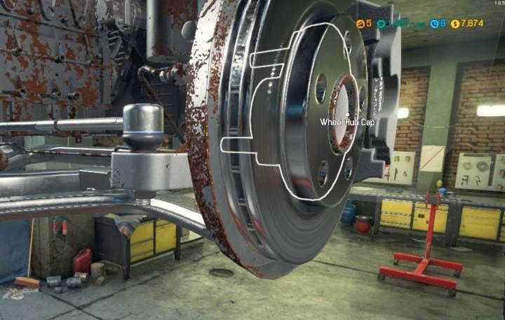 car mechanic simulator 2018 tire guide