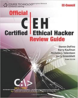 ceh certified ethical hacker study guide kimberly graves pdf