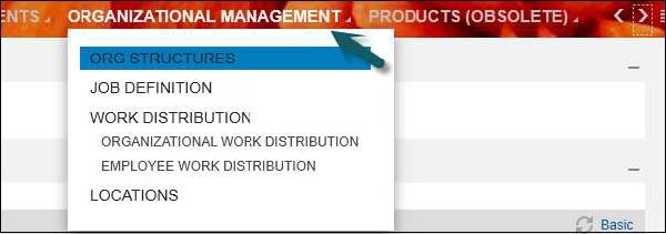 sap organizational management configuration guide