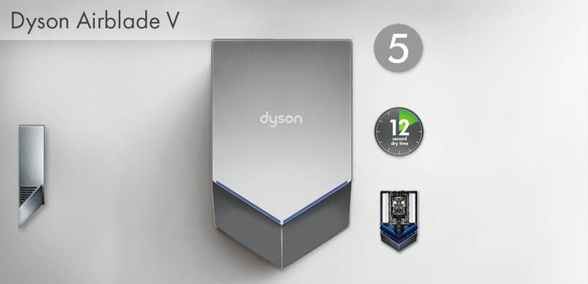 dyson airblade v installation guide
