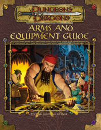 d&d 3.5 arms and equipment guide pdf