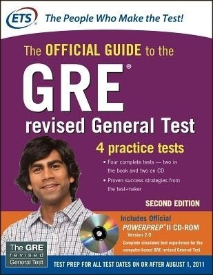 ets official gre guide 2018