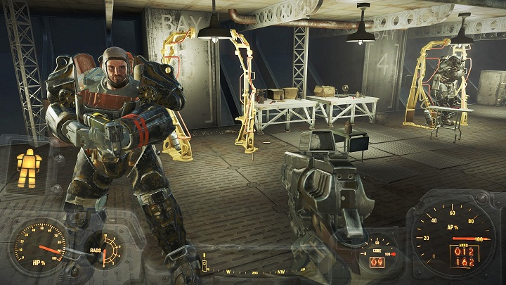 fallout 4 companion guide strong