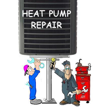 heat pump troubleshooting guide pdf