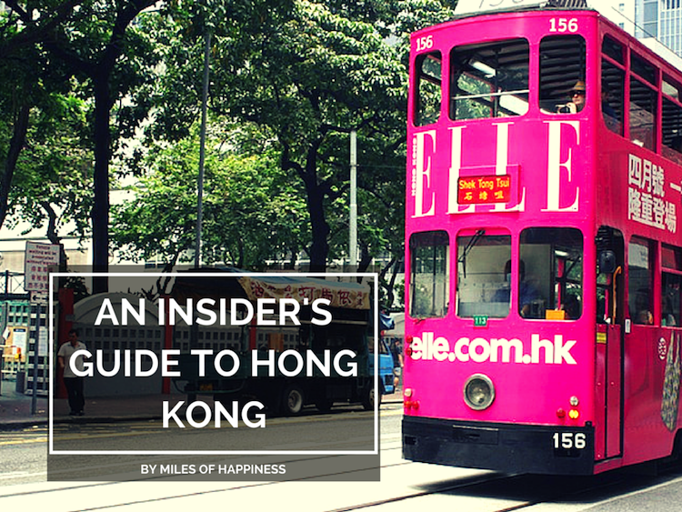 hong kong travel guide pdf
