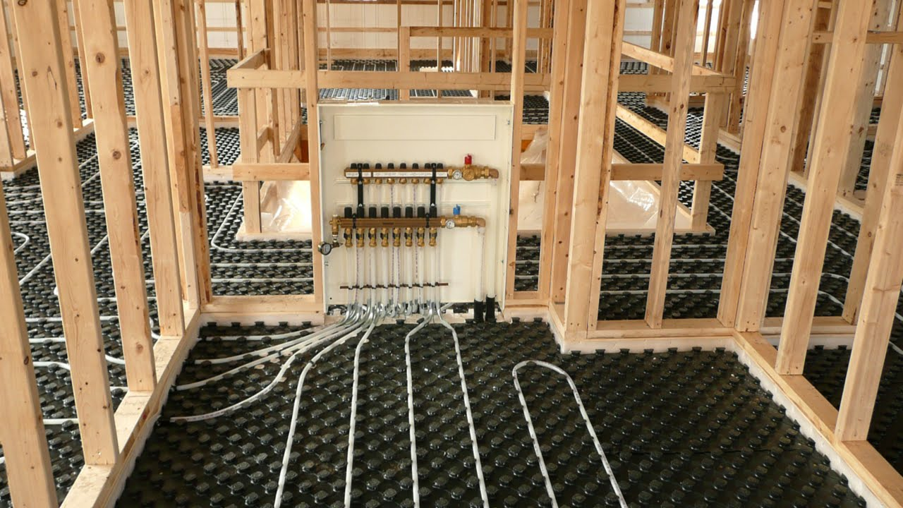 radiant floor cooling design guide