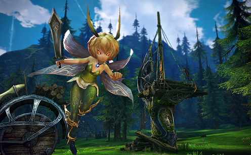 tera warrior chain skills guide