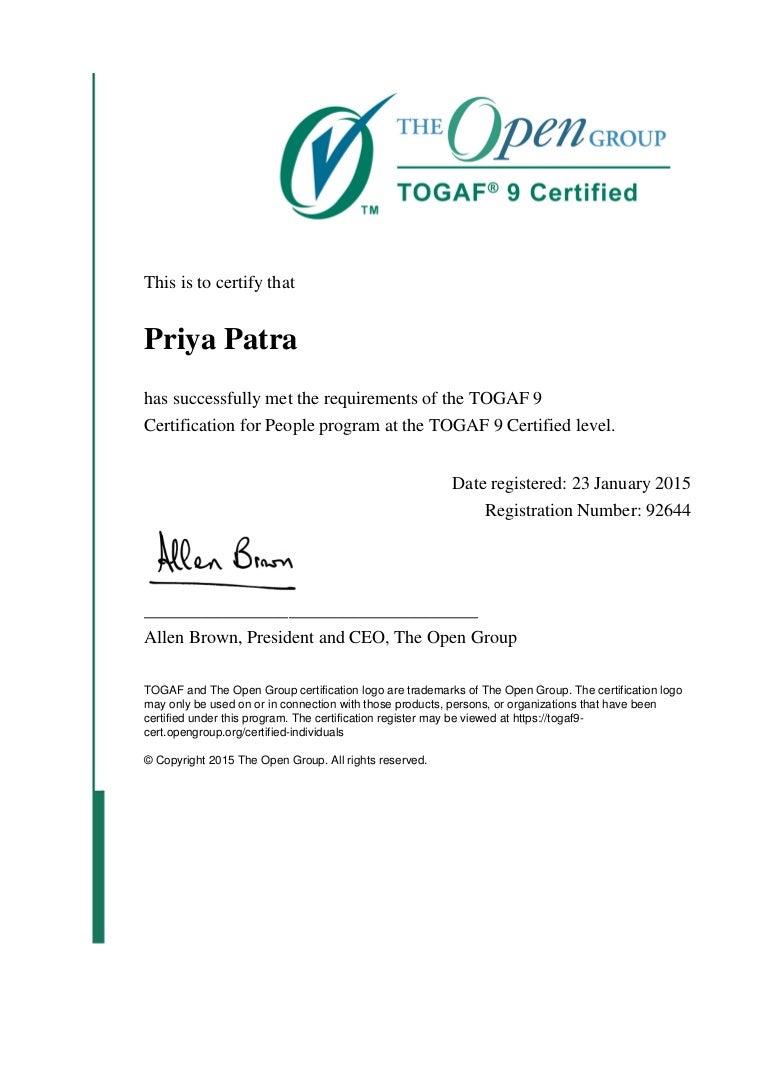 togaf version 9.1 a pocket guide pdf