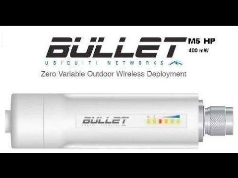 ubiquiti bullet m5 setup guide