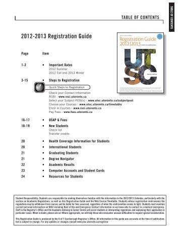www toronto fun guide registration